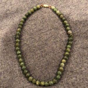 Jewelry - Genuine Jade Necklace/choker